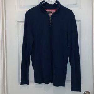Banana Republic Mock-zip Sweater